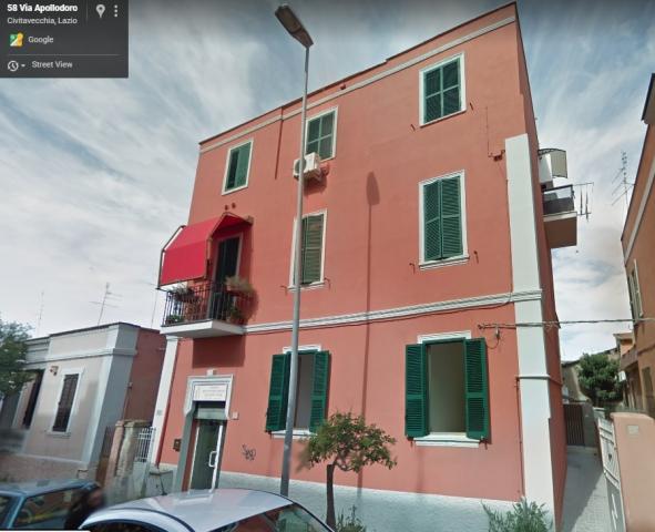 Civitavecchia- Via Apollodoro 58
