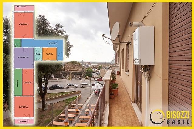 Civitavecchia-Piazza Calamatta 13