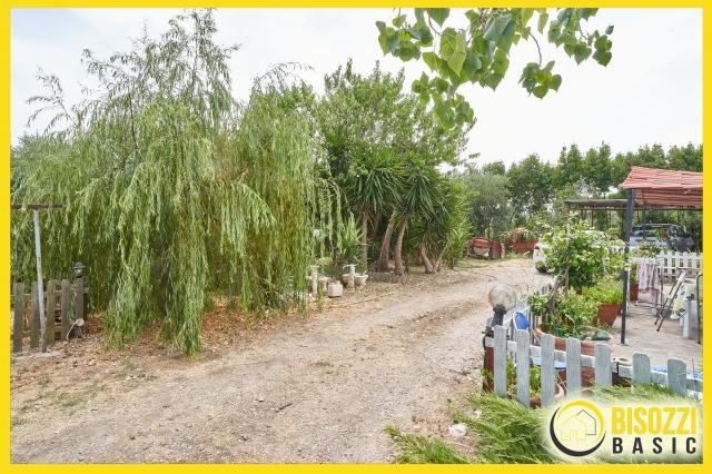 Civitavecchia (RM) - Strada di S. Lucia Villetta indipendente con giardino