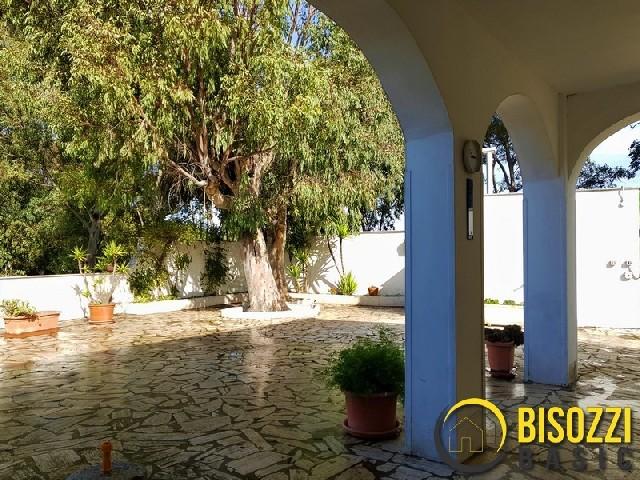 Tarquinia - Strada Bagni di Sant'Agostino