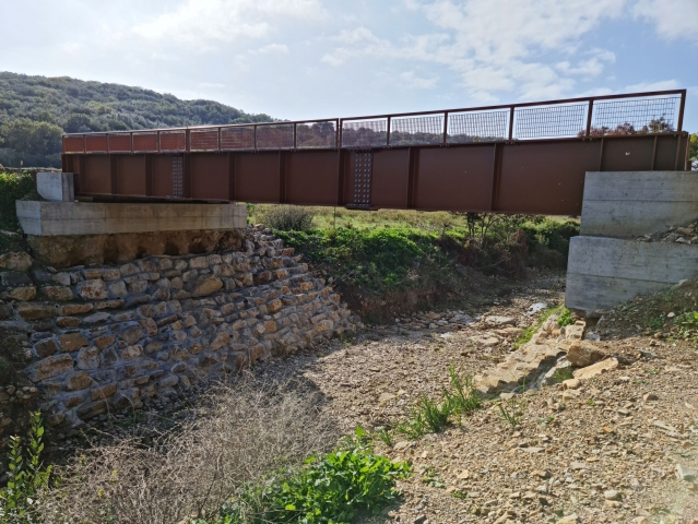 Santa Marinella  (RM)  - Terreno agricolo Loc. Marangone P.1
