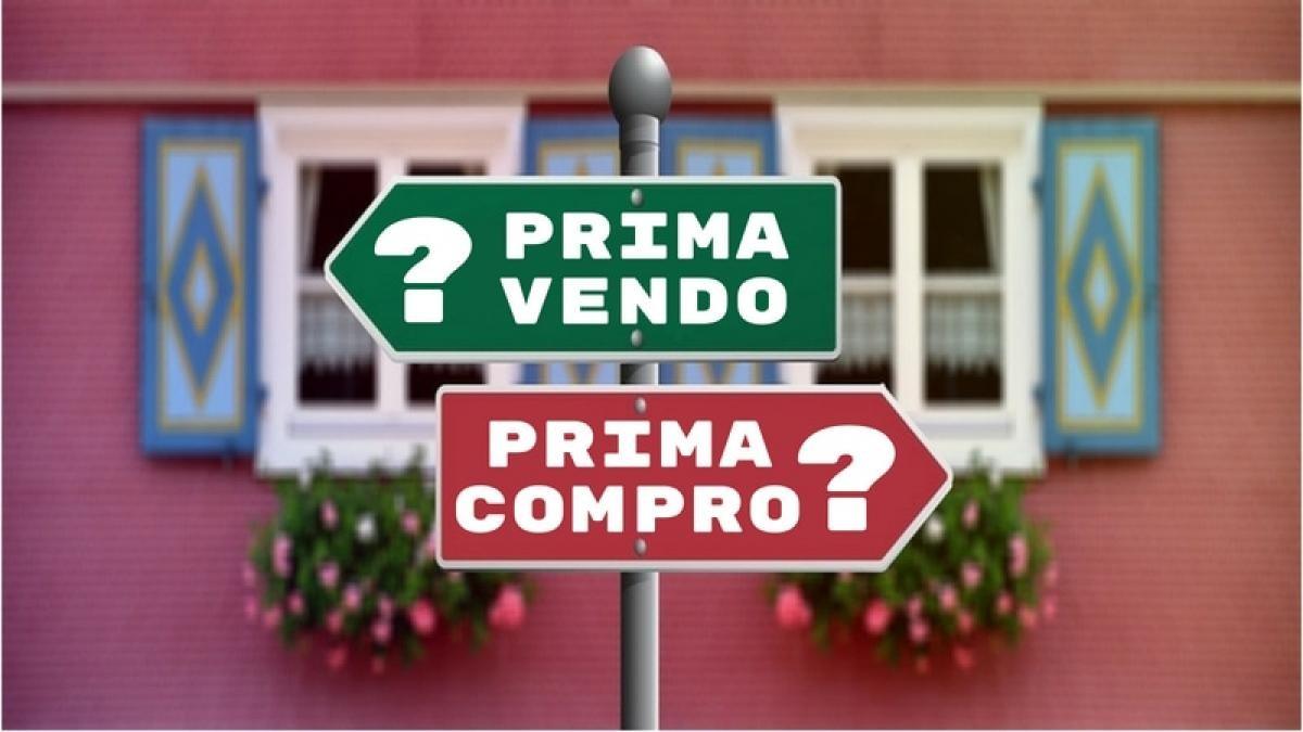 Cambiare casa: è meglio vendere prima e comprare dopo o viceversa?