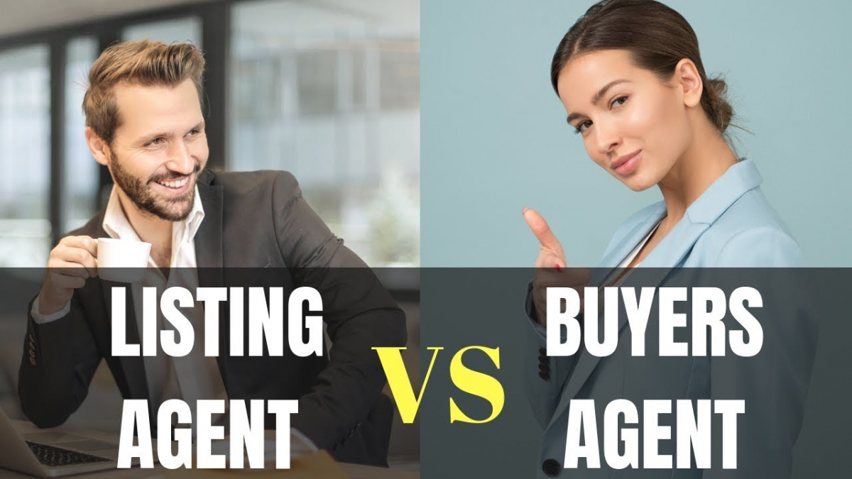 La differenza tra Buyer Agent e Listing Agent