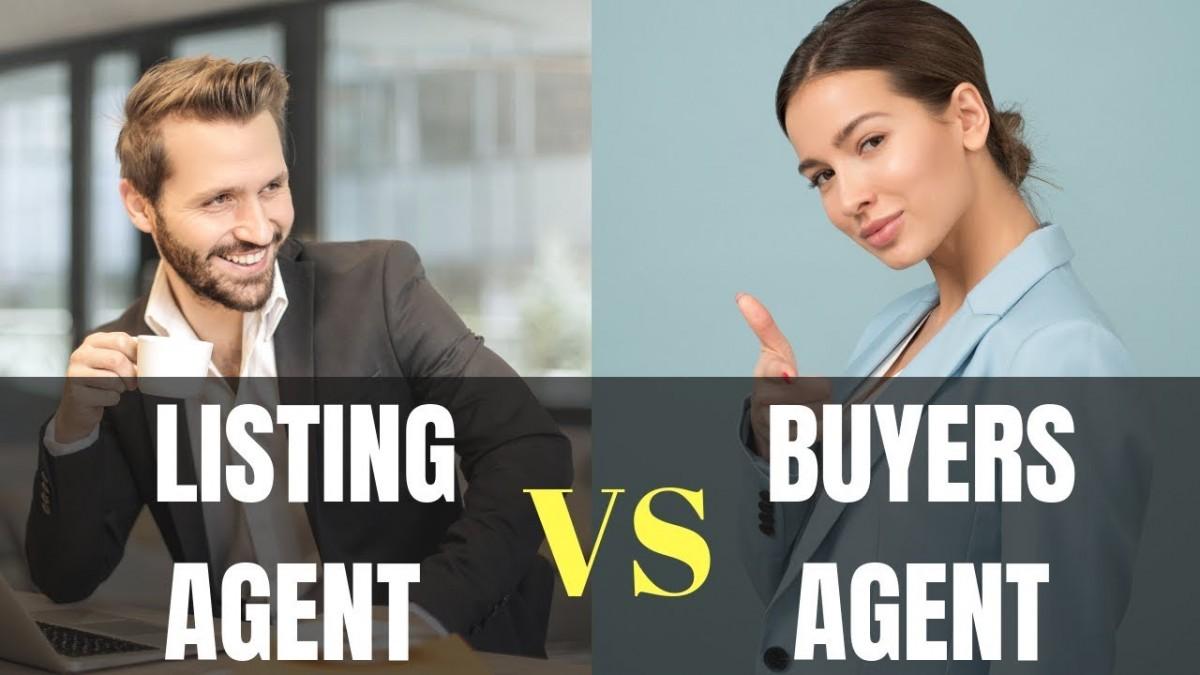 La differenza tra Buyer Agent e Listing Agent