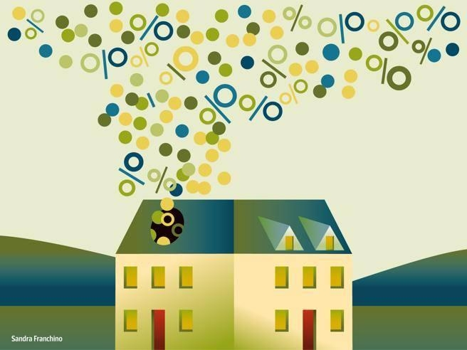 Mutui prima casa, quando conviene la surroga? Se il tasso fisso è sopra l'1% si può fare
