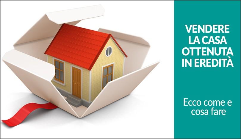 Vendere casa ereditata: è sufficiente la dichiarazione di successione? Introduzione all'accettazione dell'eredità